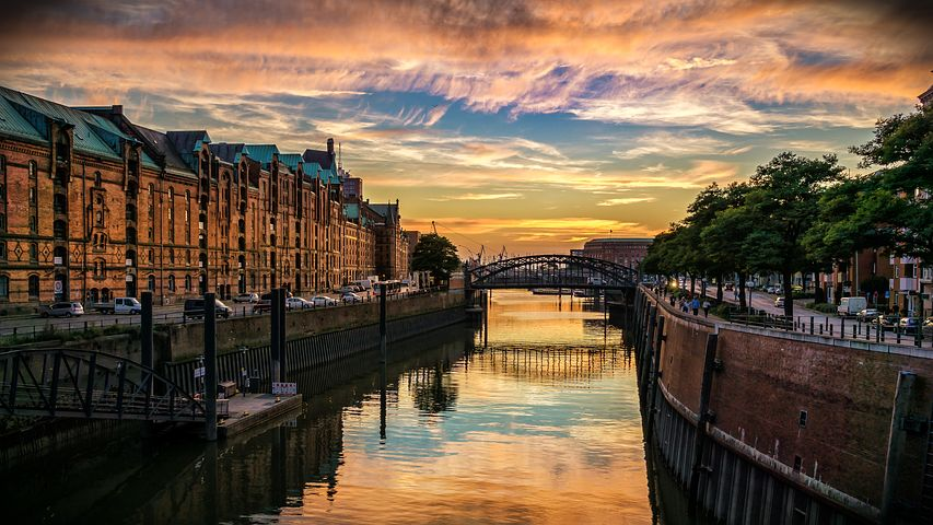 City Break la Hamburg